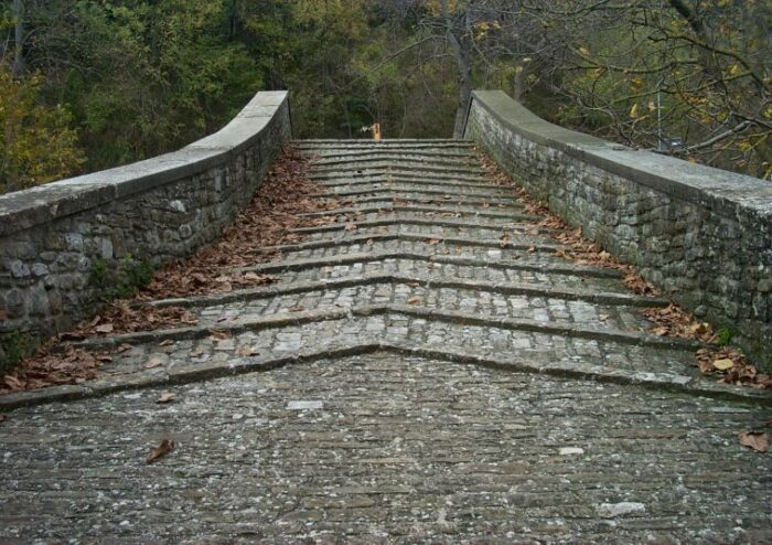 Restauro Ponte Romanico